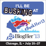 BuskHer '13 Button